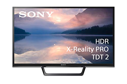 Sony KDL-32RE403 - Televisor HDR 32', X-Reality Pro, MotionFlow XR, ClearAudio+, TDT2, Negro