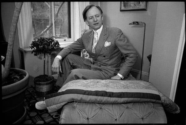 Mejores libros Tom Wolfe